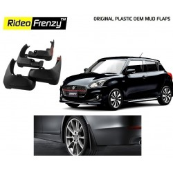 Buy Plastic OEM New Swift 2018 Mud Flaps online at low prices | Rideofrenzy