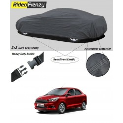Buy Heavy Duty Figo Aspire Car Body Cover online at low prices-Rideofrenzy
