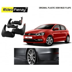 Buy Original OEM Volkswagen Polo Mud Flaps online at low prices | Rideofrenzy