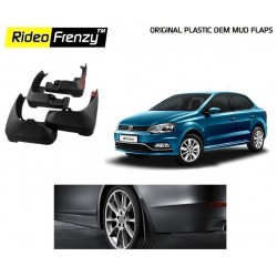 Buy Original OEM Volkswagen Ameo Mud Flaps online at low prices | Rideofrenzy