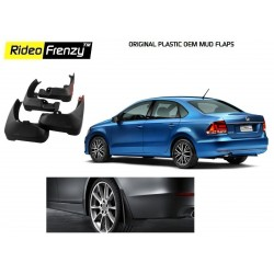Buy Plastic OE Type Volkswagen Vento Mud Flaps online at low prices | Rideofrenzy
