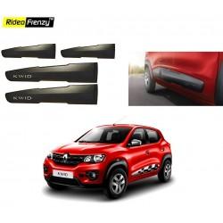 Buy Original Matt Black Renault Kwid Side Beading online | Rideofrenzy