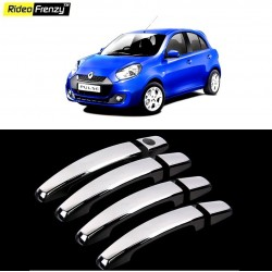 Buy Renault Pulse Door Chrome Handle Covers online | Rideofrenzy