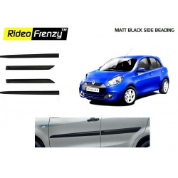 Buy Renault Pulse Matt Black Side Beading online at low prices | Rideofrenzy