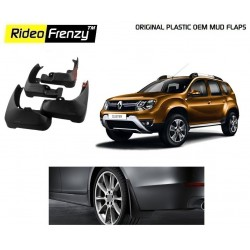 Buy Plastic OEM Renault Duster Mud Flaps online at low prices | Rideofrenzy