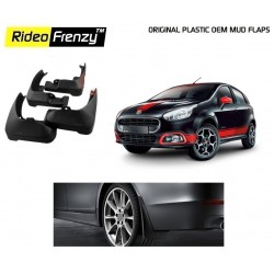 Buy Original OEM Fiat Punto Mud Flaps online at low prices | Rideofrenzy