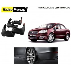 Buy Plastic OEM Fiat Linea Mud Flaps online at low prices | Rideofrenzy