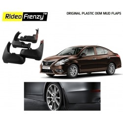 Buy Original OEM Nissan Sunny Mud Flaps online at low prices | Rideofrenzy