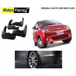 Buy Original OEM Chevrolet Spark Mud Flaps online India | Rideofrenzy