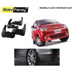 Buy Original OEM Chevrolet Spark Mud Flaps online India | Rideofrenzy