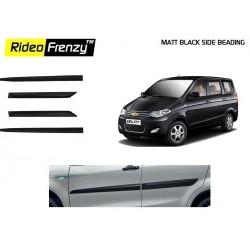 Buy Chevrolet Enjoy Matt Black Side Beading online | Rideofrenzy