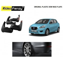 Buy Original OEM Datsun Go Mud Flaps online at low prices | Rideofrenzy
