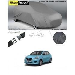 Buy Heavy Duty Datsun Go Car Body Covers online | Rideofrenzy