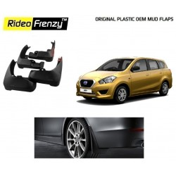 Buy Original OEM Datsun Go Plus Mud Flaps online at low prices | Rideofrenzy