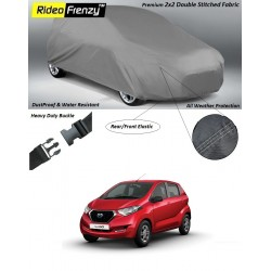 Buy Heavy Duty Datsun Redi Go Car Body Covers online at low prices | Rideofrenzy