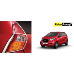Buy Datsun Redi Go Chrome Tail Light Covers online | Rideofrenzy