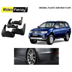 Buy Original OEM Pajero Sport Mud Flaps online at low prices | Rideofrenzy