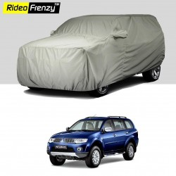 Buy Heavy Duty Pajero Sport Car Body Cover online at low prices | Rideofrenzy