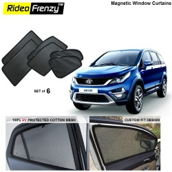 Buy Tata HEXA Magnetic Window Sunshade at low prices-Rideofrenzy