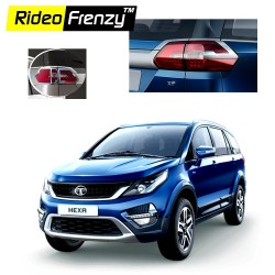 Buy Tata HEXA Chrome Tail Light Covers at low prices-RideoFrenzy