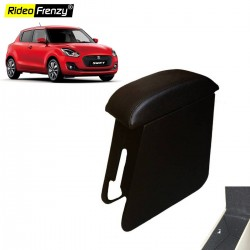 Buy Maruti Suzuki Swift 2018 Arm Rest Online India | Custom Fit | Leather Wrapped