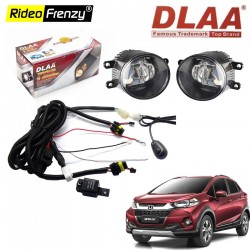 Original Honda WRV Fog Lamps with wiring Kit & SWITCH