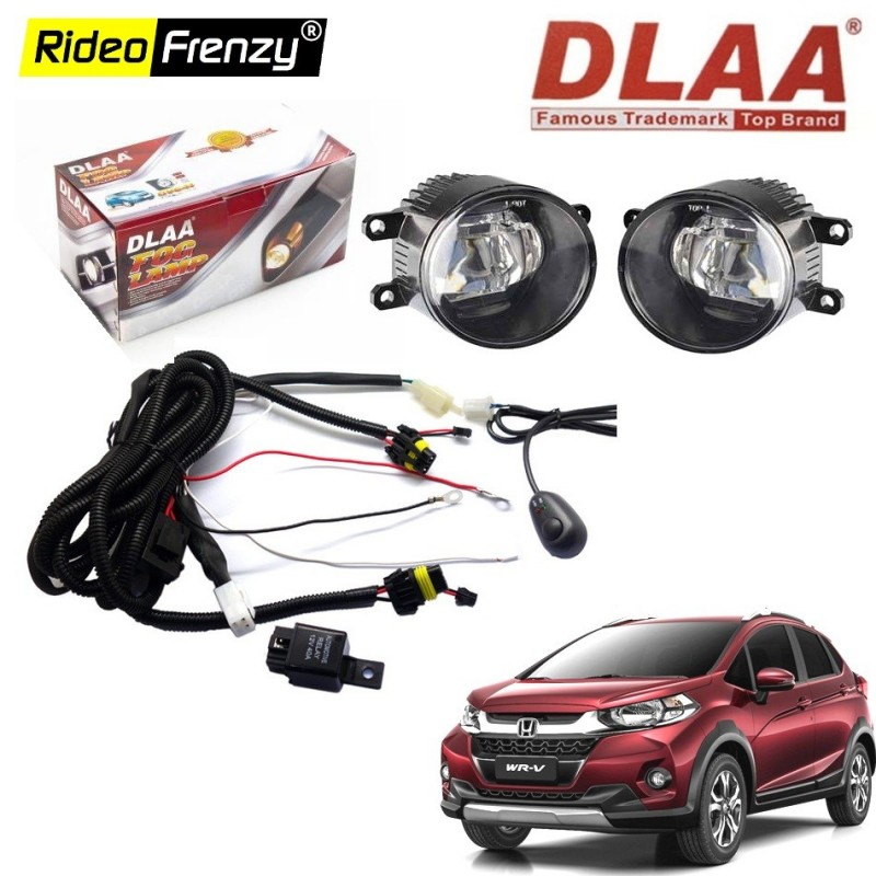 Buy Original Honda Wrv Fog Lamps Kit At Best Prices