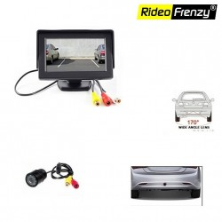 Factory Style Reverse Parking Camera with Dashbroard Screen