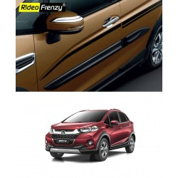 Buy Honda WRV Black Side Cladding at best prices-RideoFrenzy