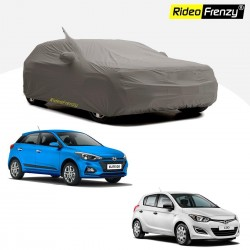 Hyundai i20 and Elite i20 Body Cover with Mirror & Antenna Pockets
