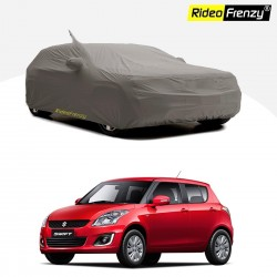 Premium Fabric Body Cover for Maruti Swift Dzire with Mirror & Antenna Pockets