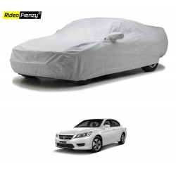 Premium Fabric Body Cover for Honda Accord with Mirror & Antenna Pockets