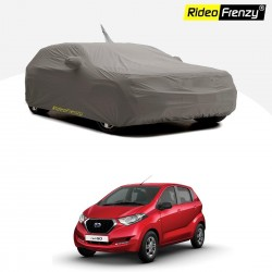 Buy Datsun Redi Go Body Covers with Mirror Pockets Onine | Rideofrenzy