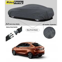 Buy Heavy Duty Tata Tigor Body Cover at low prices-RideoFrenzy