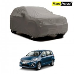 Buy Premium Fabric Maruti Ertiga Body Cover with Mirror Pockets at low prices-RideoFrenzy