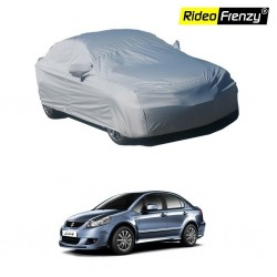Buy Premium Fabric Maruti SX4 Body Cover with Mirror Pockets at low prices-RideoFrenzy