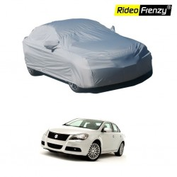 Premium Fabric Maruti Kizashi Body Cover with Mirror Pockets