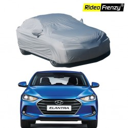 Premium Fabric Hyundai Elantra Body Cover with Mirror Pockets