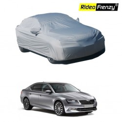 Buy Heavy Duty Skoda Superb Car Body Cover online at low prices-Rideofrenzy