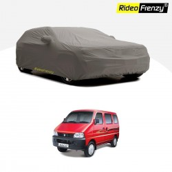 Buy Premium Body Cover for Maruti Eeco with Mirror Pockets Online at best prices:RideoFrenzy