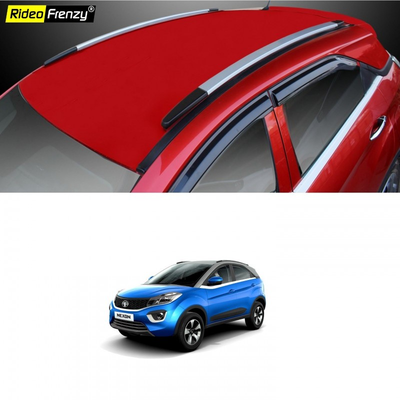 Buy Tata Nexon Roof Rails Online At Lowest Price Free
