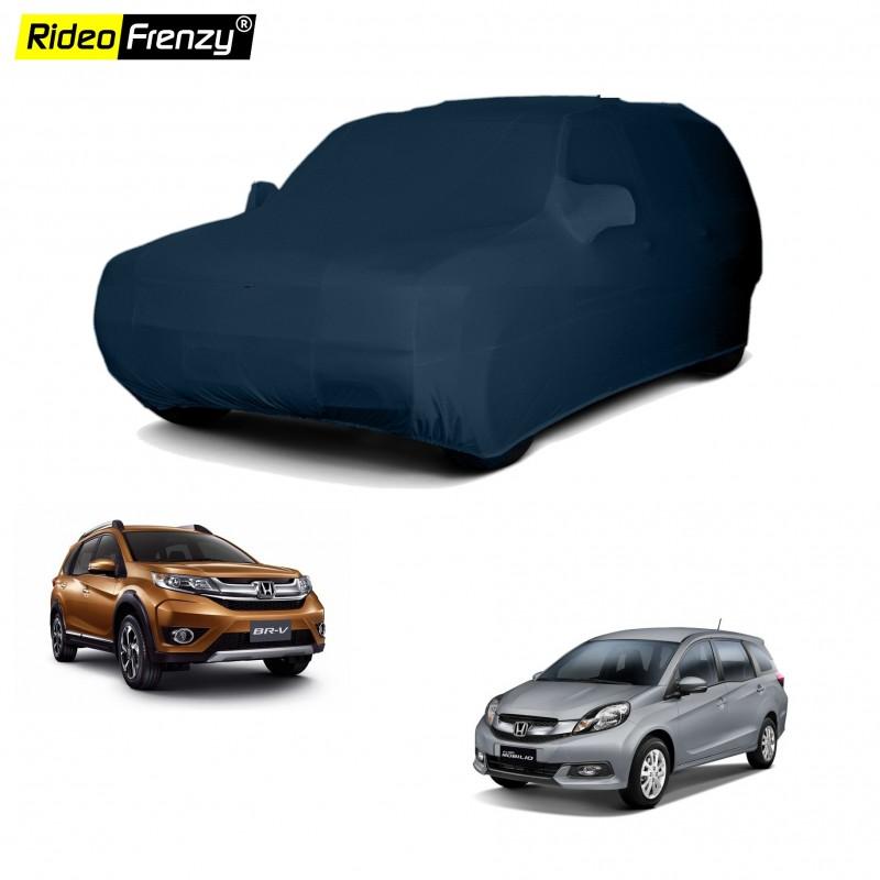 100 Waterproof Car Body Cover For Honda Mobilio Brv