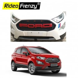 Buy New Ford Ecosport Grill Covers (Custom Fit) at low prices-RideoFrenzy