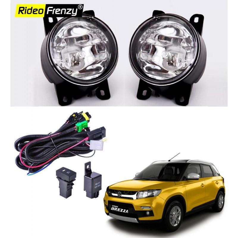 Superb Buy Vitara Brezza Fog Lamps Kit Online India Wiring Switch Included Wiring Database Liteviha4X4Andersnl