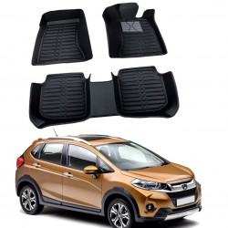 Buy Honda WRV Full Bucket 5D Floor Mats online India|Free Shipping
