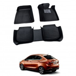 Buy Tata Tigor Full Bucket 5D Floor Mats online at lowest price in India