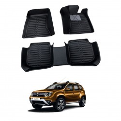Buy Renault Duster Full Bucket 5D Floor Mats online at lowest price in India