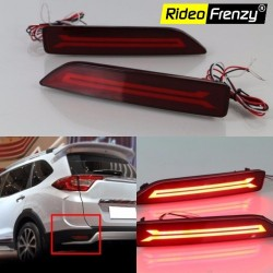 Buy Honda BRV Rear Reflector DRL Light online at low prices in India|Free Shipping