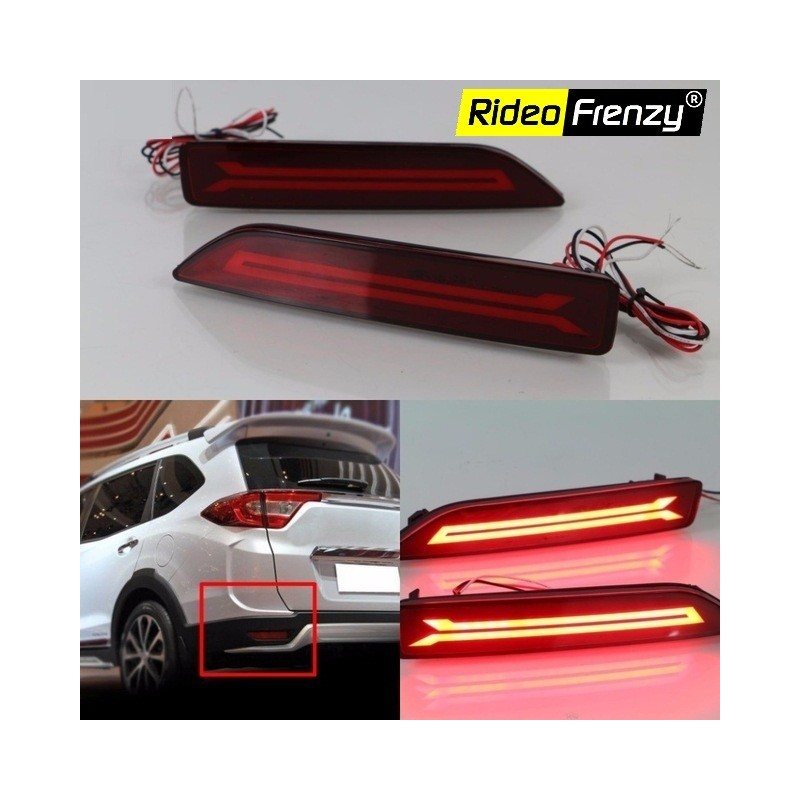 Buy Honda Brv Rear Reflector Drl Light Online At Low Prices In India Free Shipping