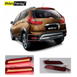 Buy Honda WRV Rear Reflector DRL Light online at low prices in India|Free Shipping